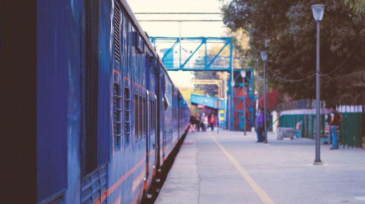 Indian Train Transportation
