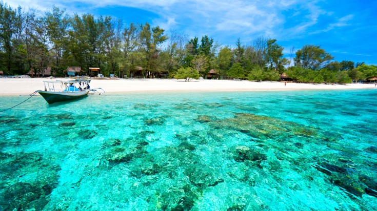 Gili Islands are the perfect getaway Indonesian beaches