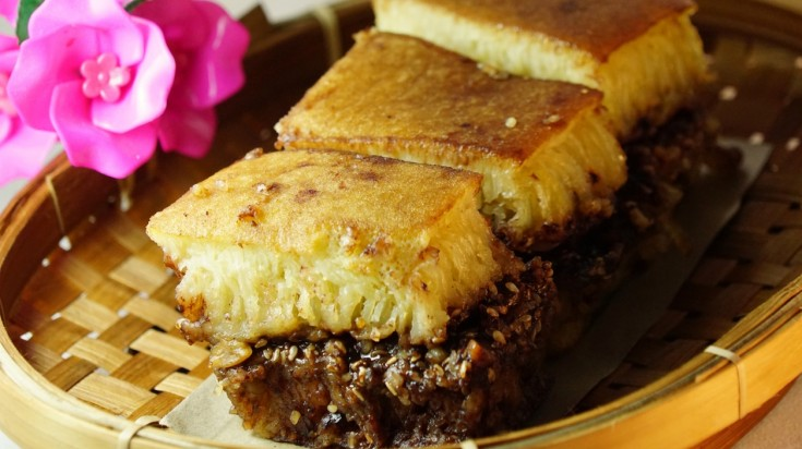 Martabak is a sweet Indonesian dish that has to be tried