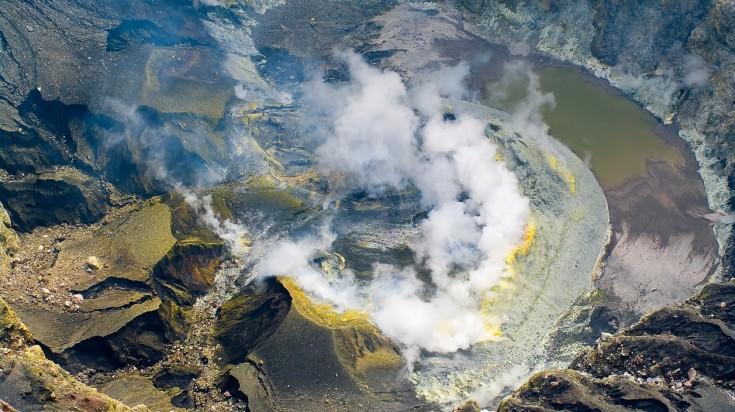 Mount Kerinci is the highest Indonesian volcano