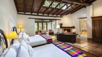 Inkaterra Machu Picchu Hotel is a luxury hotel near Machu Picchu
