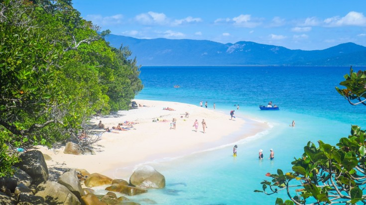 Islands in Australia Fitzroy Island