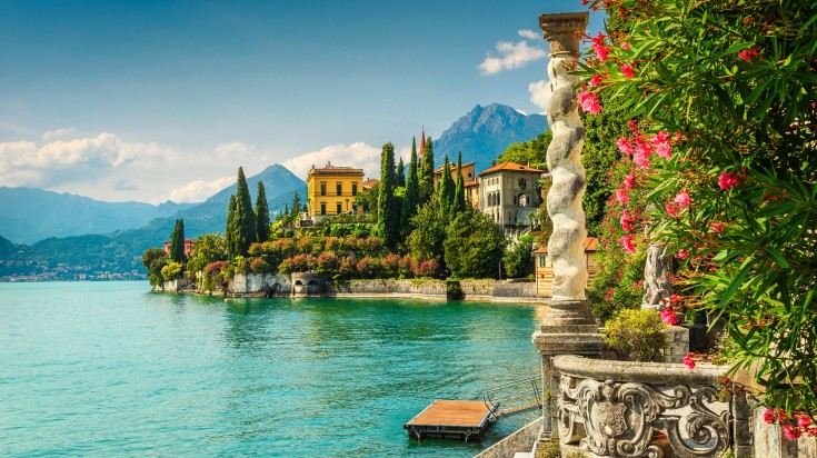 Combining mountain vistas and crystalline lakes with beautiful lakeside towns, Italy's Lake District is one of the  best places to visit in Italy.