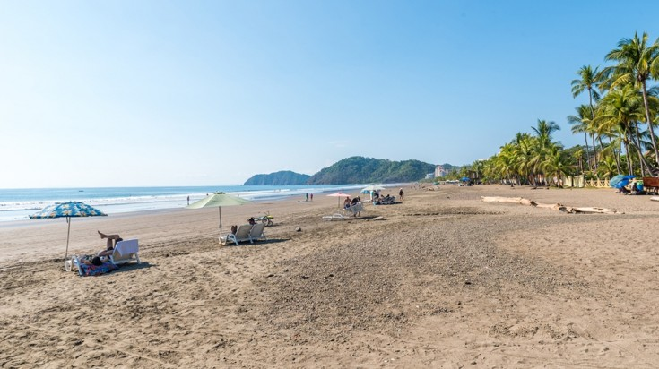 Jaco Beach is the closest beach to San Jose in Costa Rica.