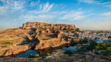 Jodhpur in Rajasthan