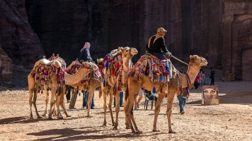 Jordan is rich in history and adventure, great for outdoor enthusiasts