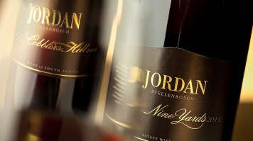 Jordan Wine from Stellenbosch