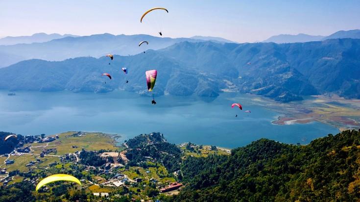 Pokahra known as the paradise of Nepal has activities for everyone.