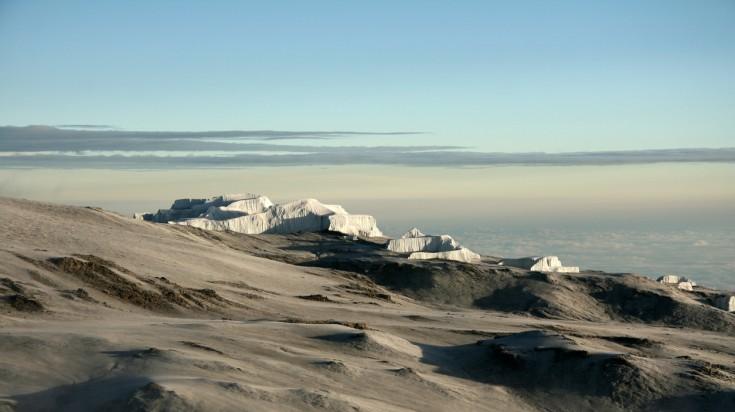 Scenic views in Kilimanjaro National Park