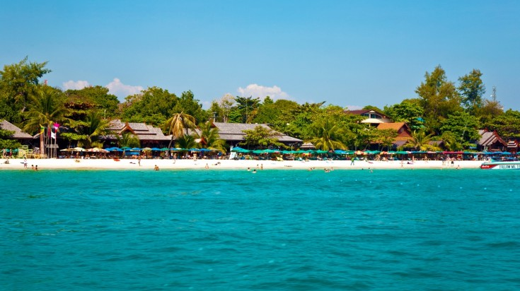 Koh Samet is the perfect destination just off Thailand in Asia