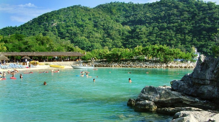 Labadee Island is a must visit while holidaying in Haiti