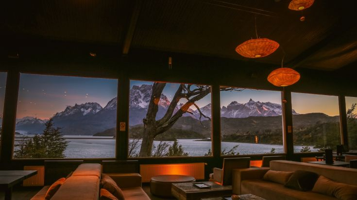 Lago Grey Hotel in Torres del Paine