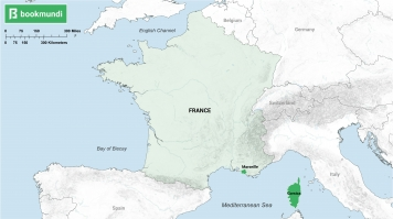 Maps for exceptional landscapes in France