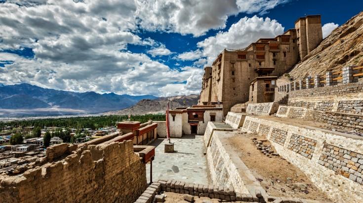 Royal Palace of Leh