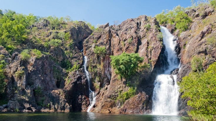 Located 140 km away from Darwin, Litchfield National Park is a must visit