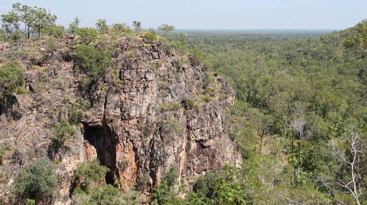 View of Litchfield National Park