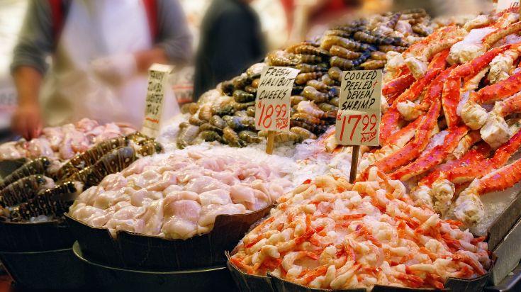 Forodhani Gardens Street Food Market