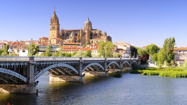 Madrid to Salamanca day trip