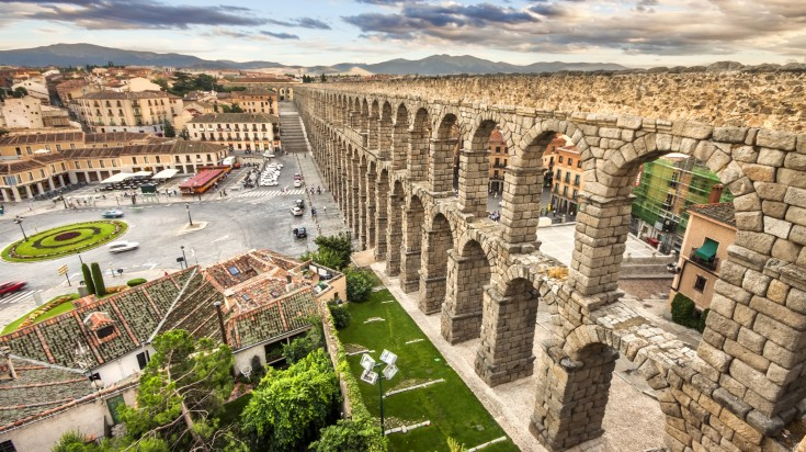 Madrid to Segovia