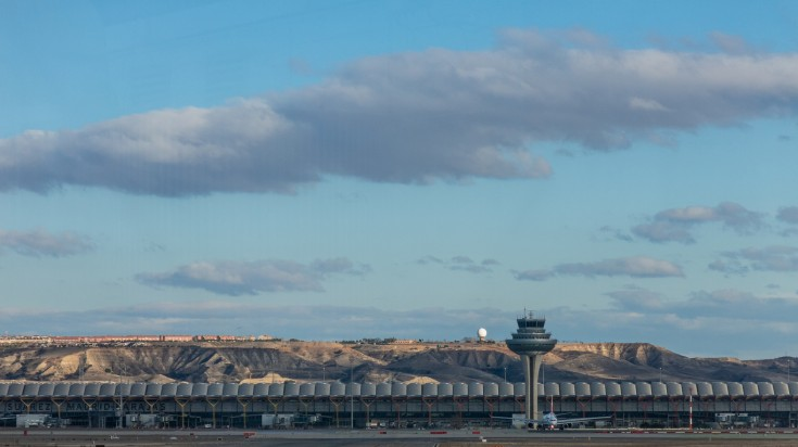 Madrid to Valencia Plane