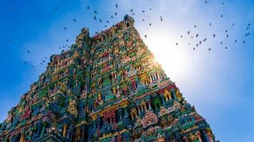 Madurai in India