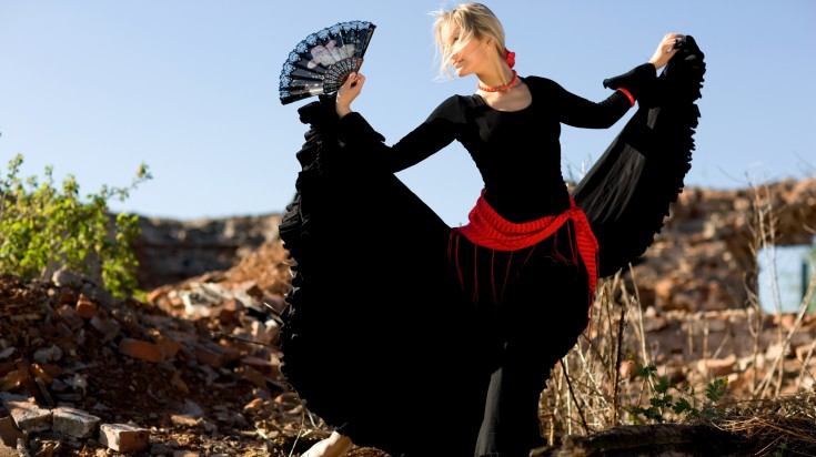 Watch a Flamenco performance in Malaga