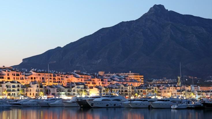 Marbella in Malaga