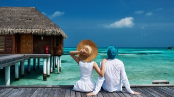 A Luxury holiday in Maldives
