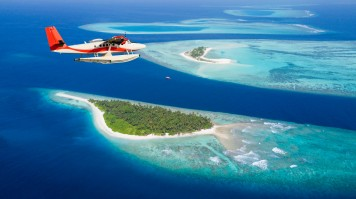 Maldives luxury holiday