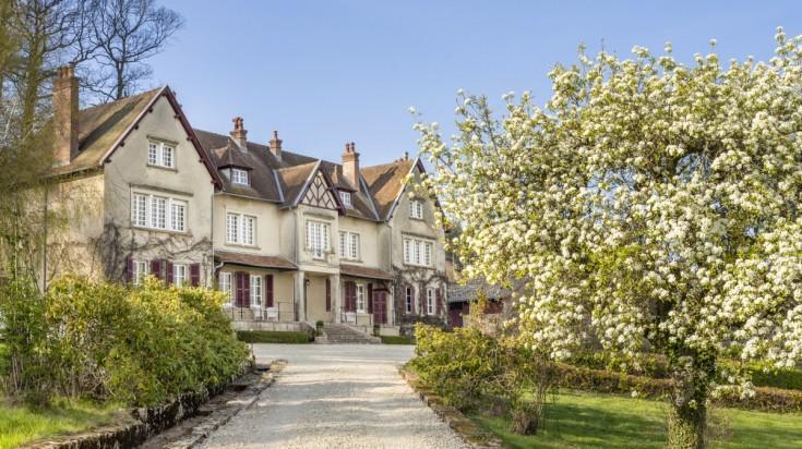 Manoir des Chasseurs Burgundy in France
