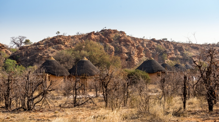 Accommodations in Mapungubwe National Park