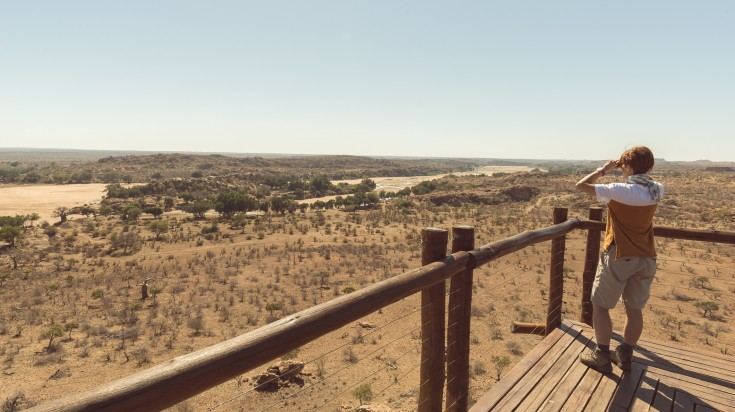 Mapungubwe National Park in South Africa