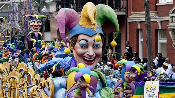 Mardi Gras in America