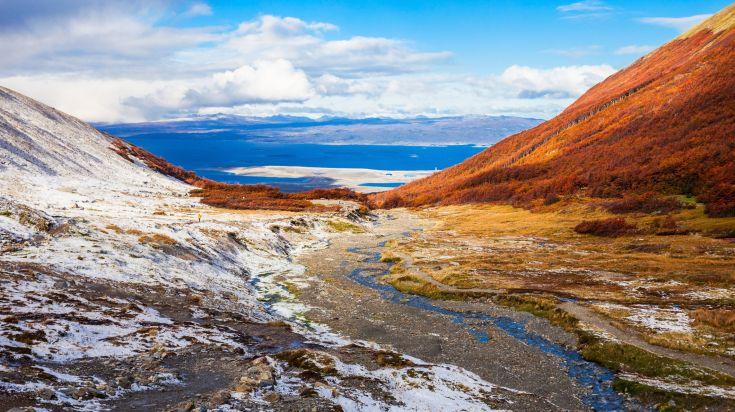 Martial Glacier in Ushuaia