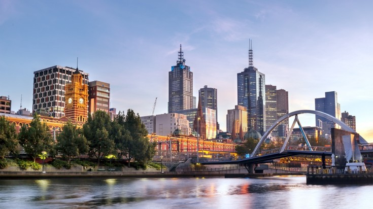 The capital of Victoria in South Australia, Melbourne is a vibrant city.