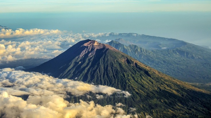 When it comes to hiking in Bali, Mount Agung is the toughest.