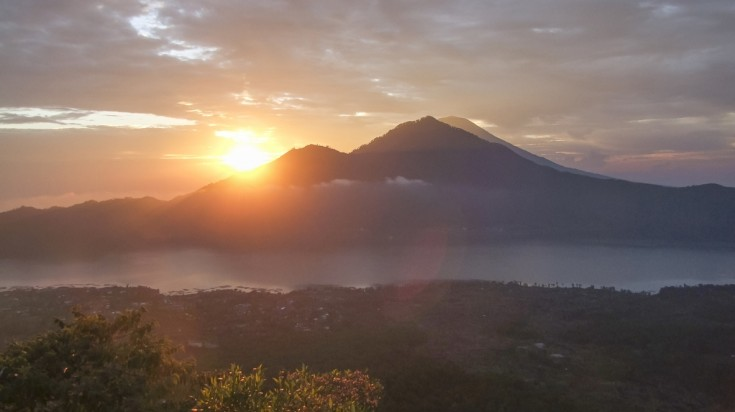 Hiking Mount Batur is a top activity to do in Bali