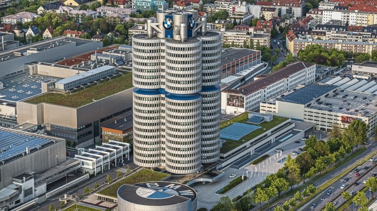 Visiting the BMW Museum in one of the top things to do in Munich