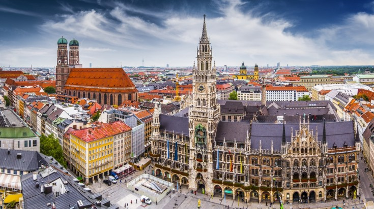 City tours are one of the top things to do in Munich
