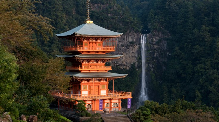 Listed on the UNESCO World Heritage Site, the Kumano Kodo pilgrimage is one of the most popular treks in Japan.
