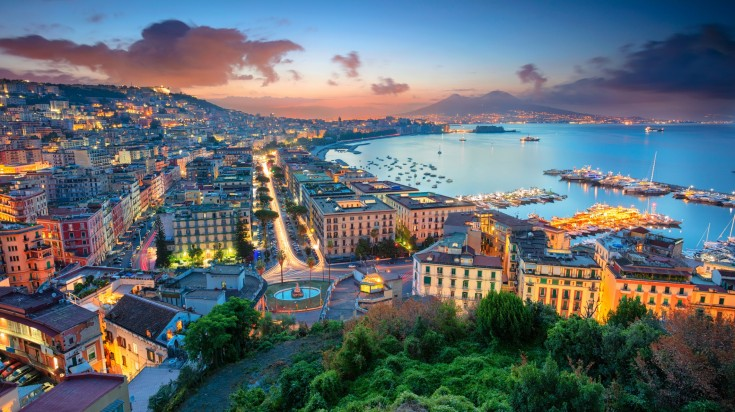 Naples is a vibrant city with incredible historic sites to look out for.