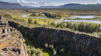 Thingvellir National park in Iceland has something to offer to everyone