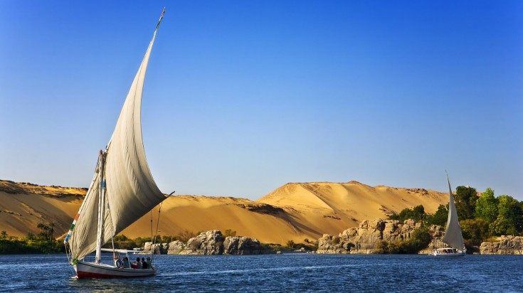 The Nile is the longest river in the world.