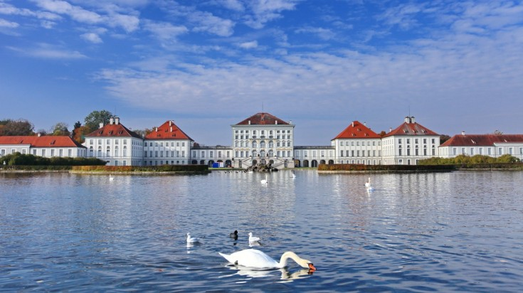 Visiting the Nymphenburg Palace is one of the top things to do in Munich