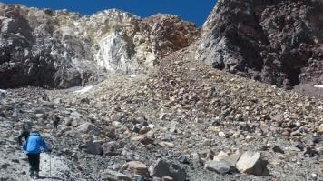 Ojos del Salado Volcano Mountaineering