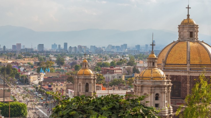 Basilica of Our Lady of Guadalupe is an important Roman catholic church.