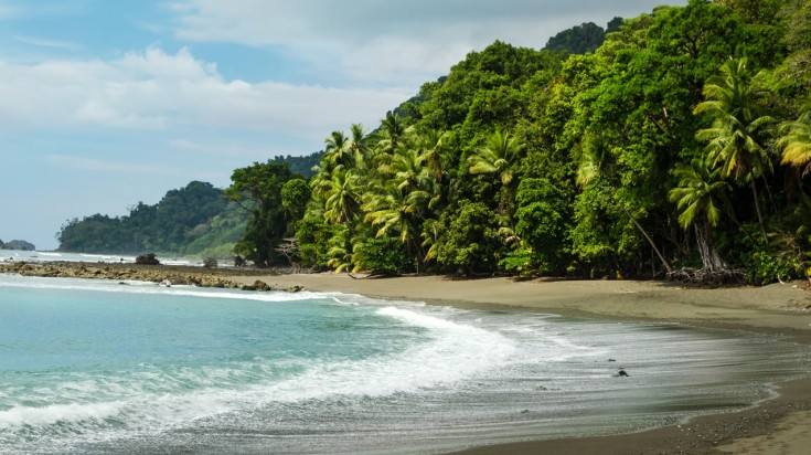 Osa Peninsula is an ideal place to go fishing in Costa Rica