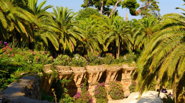 Free Access at Park Guell