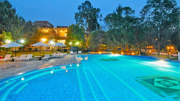 Park Village Resort is a great weekend gateway in Kathmandu