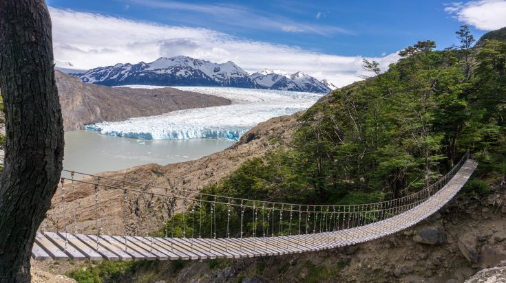 The outstanding natural beauty of Chilean Patagonia